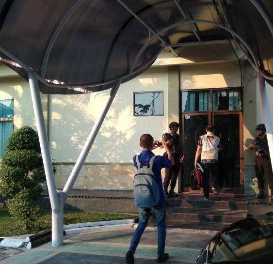 Terkait Proyek Jalan Multiyears KPK Geledah Gedung DPRD