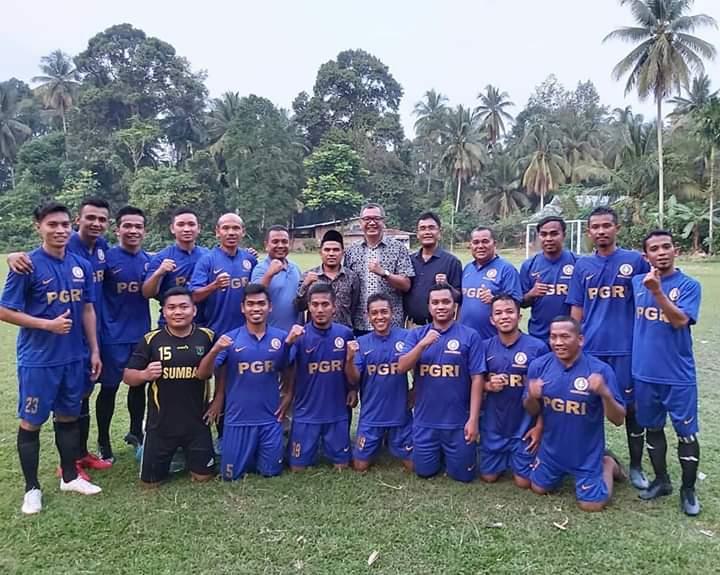 Walikota Riza Falepi Semangati PS. PGRI Kota Payakumbuh ...