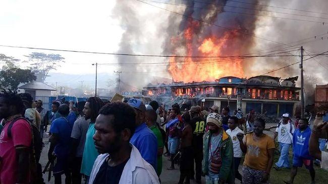 Tragedi wamena di Papua merupakan salah satu kasus pelanggaran HAM di Indonesia